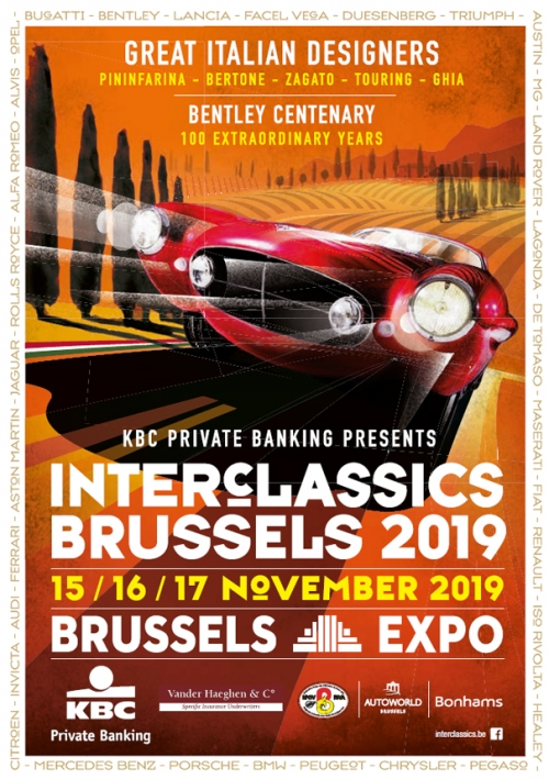 Interclassics jaarbeeld 2019